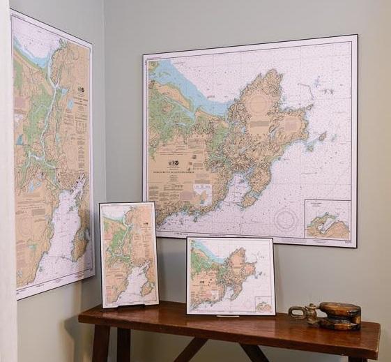 Nautical Charts Artiplaq