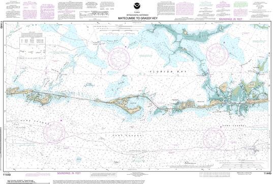 Intracoastal Waterway Matecumbe to Grassy Key | Artiplaq