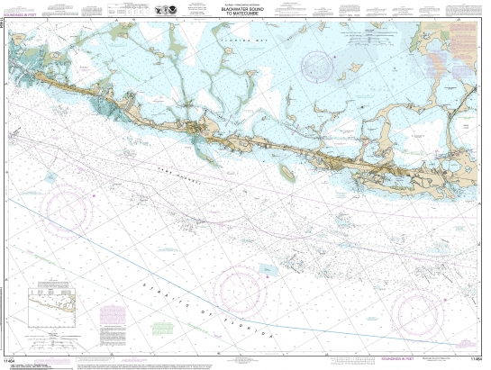 Intracoastal Waterway Blackwater Sound To Matecumbe | Artiplaq